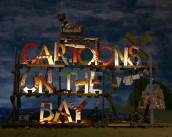 """CARTOONS ON THE BAY"" Opening title 2006"