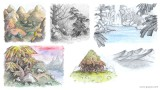 Studies of environments