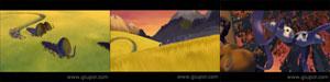"""BABAU: 3D short film"""