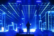 """TIZIANO FERRO 2015"" Video mapping"
